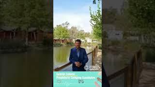 Gabriel Colomé - Propietario y Director del Camping Eucaliptus - Amposta (Tarragona)