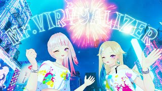 HIMEHINA『Mr.VIRTUALIZER』MV