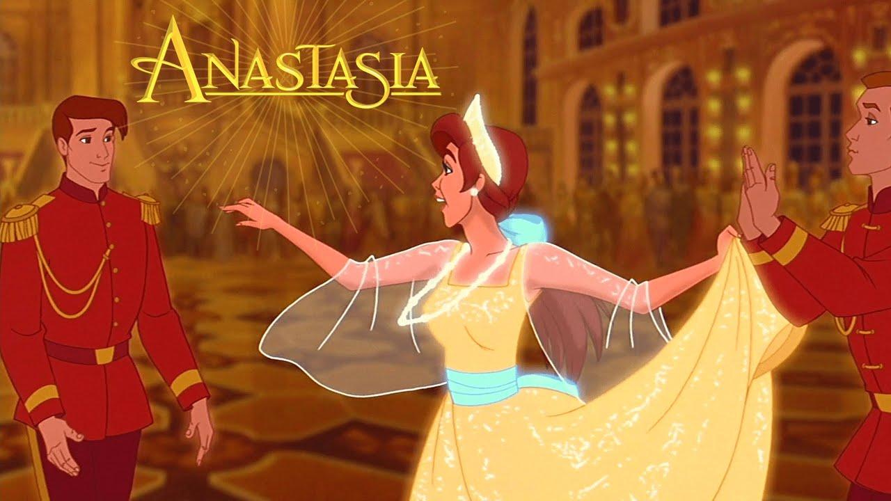 Chords for Anastasia Es war einmal im Dezember …