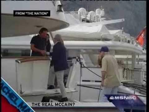 Rachel Maddow Show: McCain Meeting With Raffello Folleri