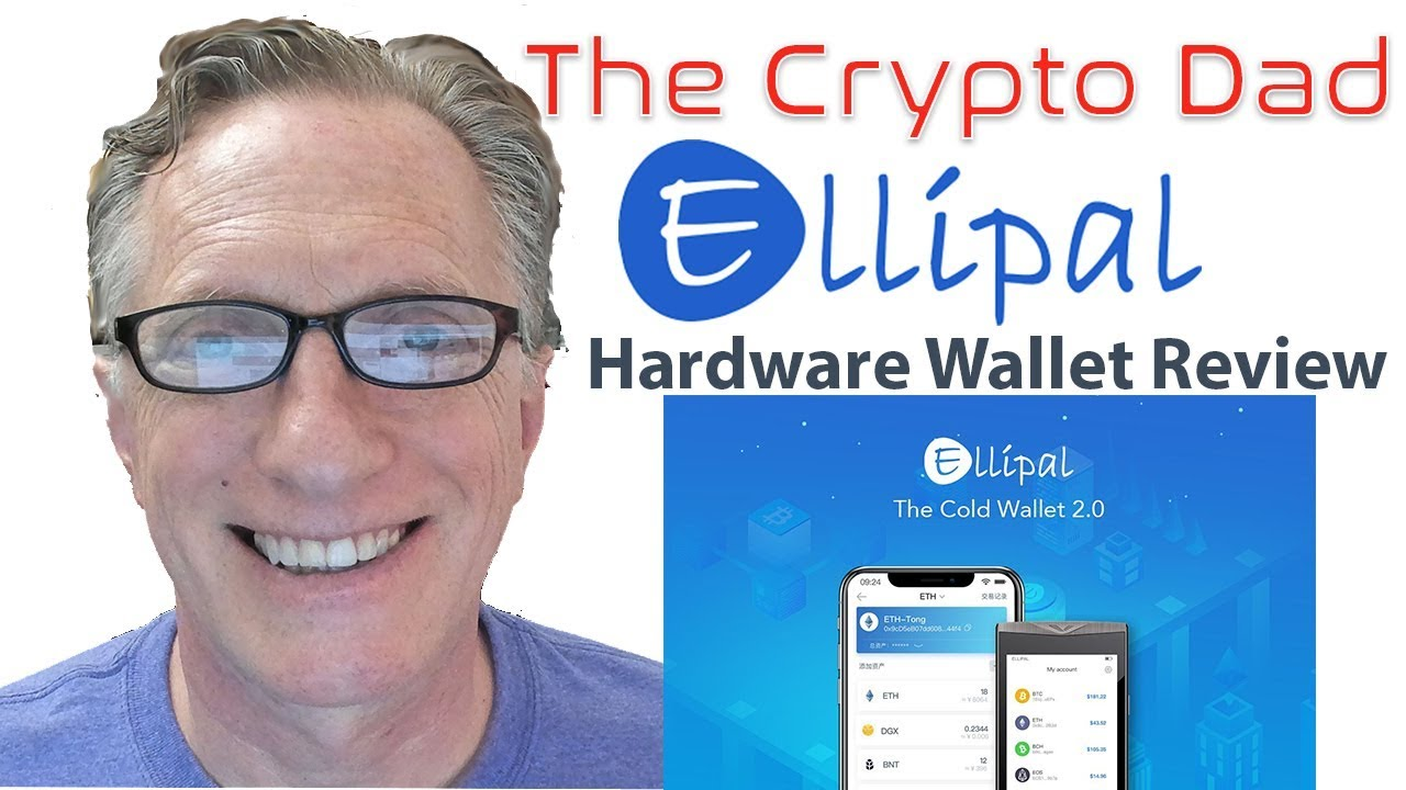 Review: The Ellipal Cold Wallet 2.0 Hardware Wallet