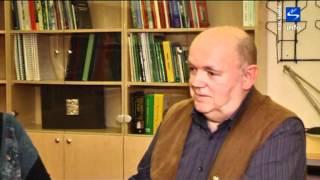 """Skala TV info - kultura """"Pogovorni večer z Ivanko Kraševec Prešern in Ivanom Prešernom-Žanom"""""""