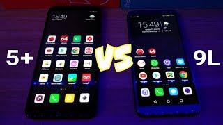 Xiaomi Redmi 5 Plus vs Honor 9 Lite СРАВНЕНИЕ - ЧТО КУПИТЬ?