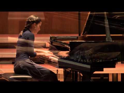 Saskia Giorgini - Solo Semi-Finals - 60th F. Busoni International Piano Competition