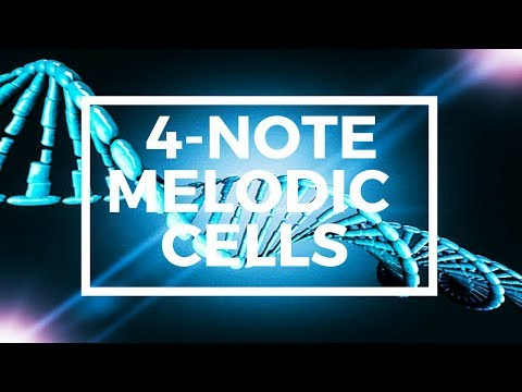 "How To Write A Bass Solo With ""4 Note Melodic Cells"" Masterclass!"