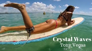 Tony Vegas & A. Portsmouth - Crystal Waves (Official Video)