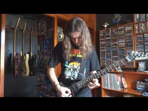 Guitar Jackson Flying V - Improvisation