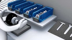Bossard SmartLabel - Smart Factory Logistics