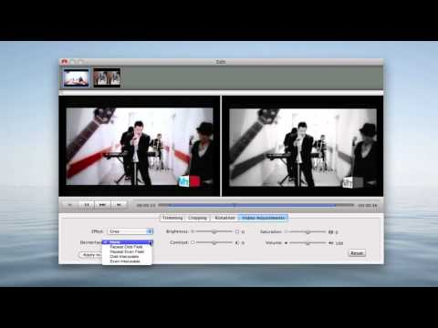 How To Convert AVI To MOV On Mac/Win