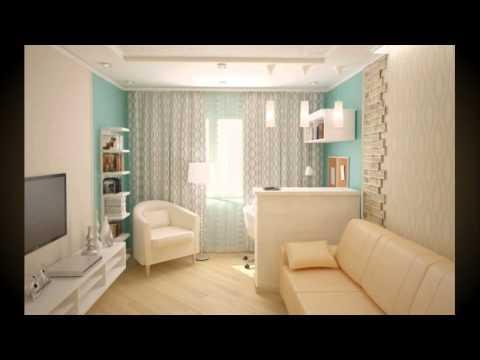 Дизайн гостиной спальни фото интерьера спальни и гостиной