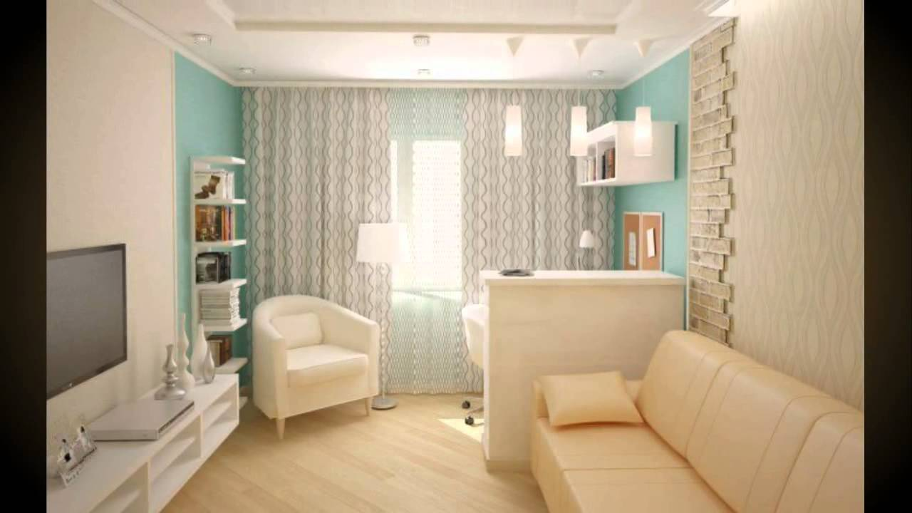 однокомнатные квартиры дизайн интерьера фото 1