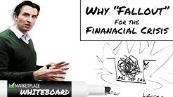 Why 'Fallout' for the financial crisis?