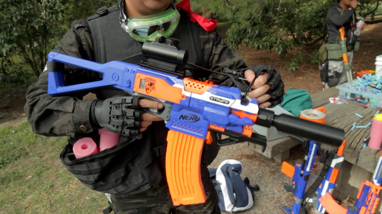 Ms super soaker - 3 2