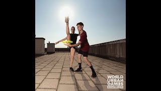 Bronze Medal Routine - World Urban Games Flying Disc Freestyle