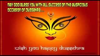 Latest & Exclusive Happy Dasara/Dussehra Wishes, Quotes and Greeting 2015 in Hindi and English