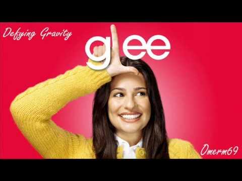 Glee Cast - Defying Gravity [Lea Michelle Solo Ver...
