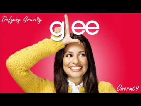 Glee Cast  Defying Gravity Lea Michelle Solo Version HQ
