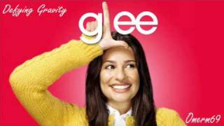 Glee Cast - Defying Gravity [Lea Michelle Solo Version] (HQ)