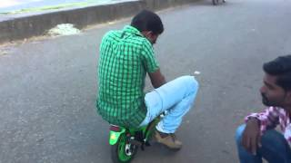 smallest bike in india , and kid bikes for the baja race