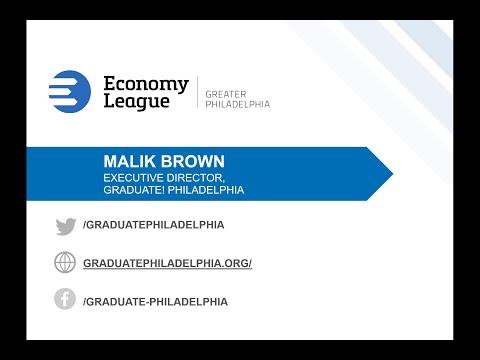 The Pivot: #3 The Power of Partnerships with Malik Brown, Graduate! Philadelphia