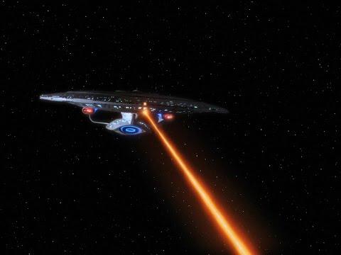 Star Trek VII Alternate Ending 1: Galaxy-Class Firepower