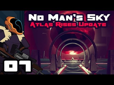 Let's Play No Man's Sky Update 1.3: Atlas Rises - Part 7 - Wigglefish