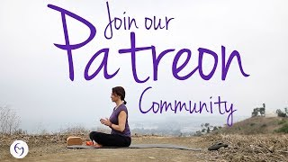 Join Our Fightmaster Yoga Patreon Community