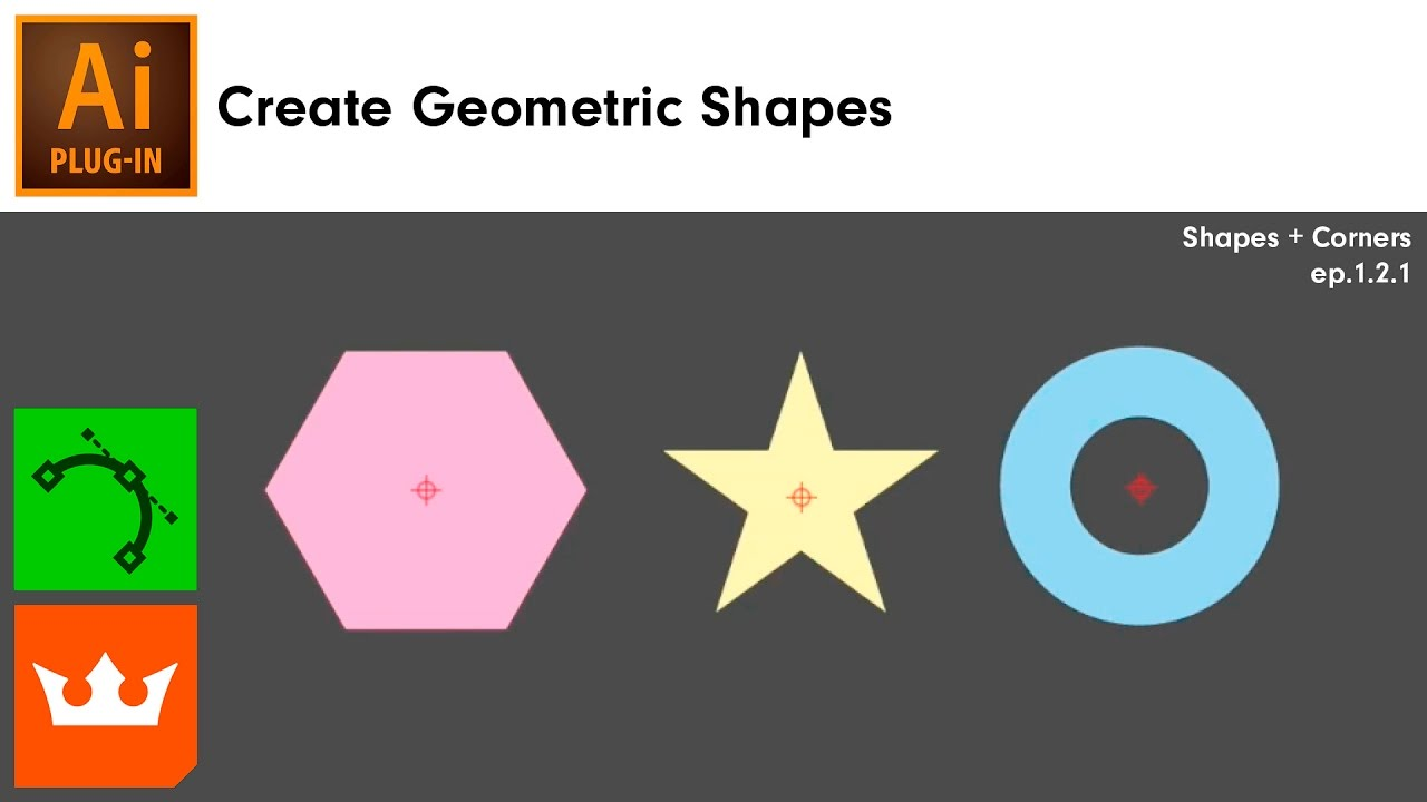 how to add shapes in illustrator