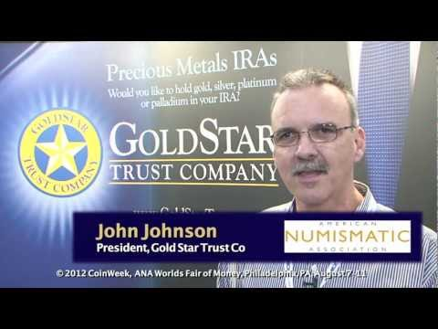 Holding Precious Metals in IRA Accounts