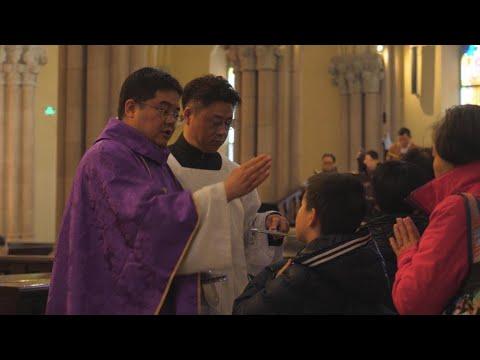 Bientôt la réconciliation entre Pékin et le Vatican ?
