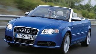 Ауди S4 (Audi S4) Кабриолет 2007-2008
