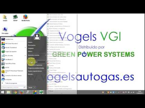 Video 4: Vogels Autogas Software - Conexión del cable de int