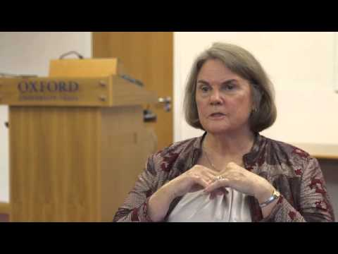 Diane Larsen-Freeman on the Oxford Applied Linguistics series