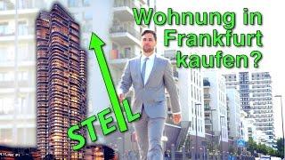 Wohnung finden im Europaviertel? Wohnen in Frankfurt geht steil