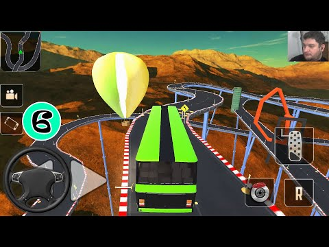 Game needs impossible bus driving Simulator part 6 |