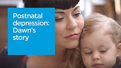 Postnatal depression - Dawn's story to recovery | Bupa