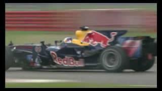 Sebastien Loeb Red Bull Racing F1 car - Highlight Clip