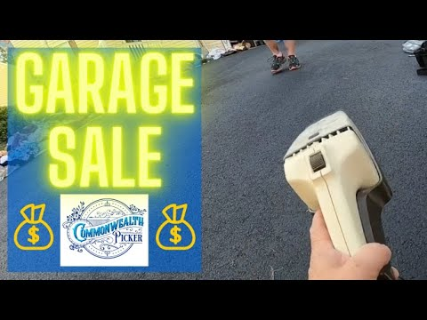 Their Garage Sale Junk was Worth WAY More Than They Thought