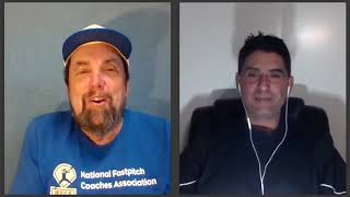 Coach Tony On His Hitting Philosophy-Interview by Coach Andy Collins National Fastpitch Association