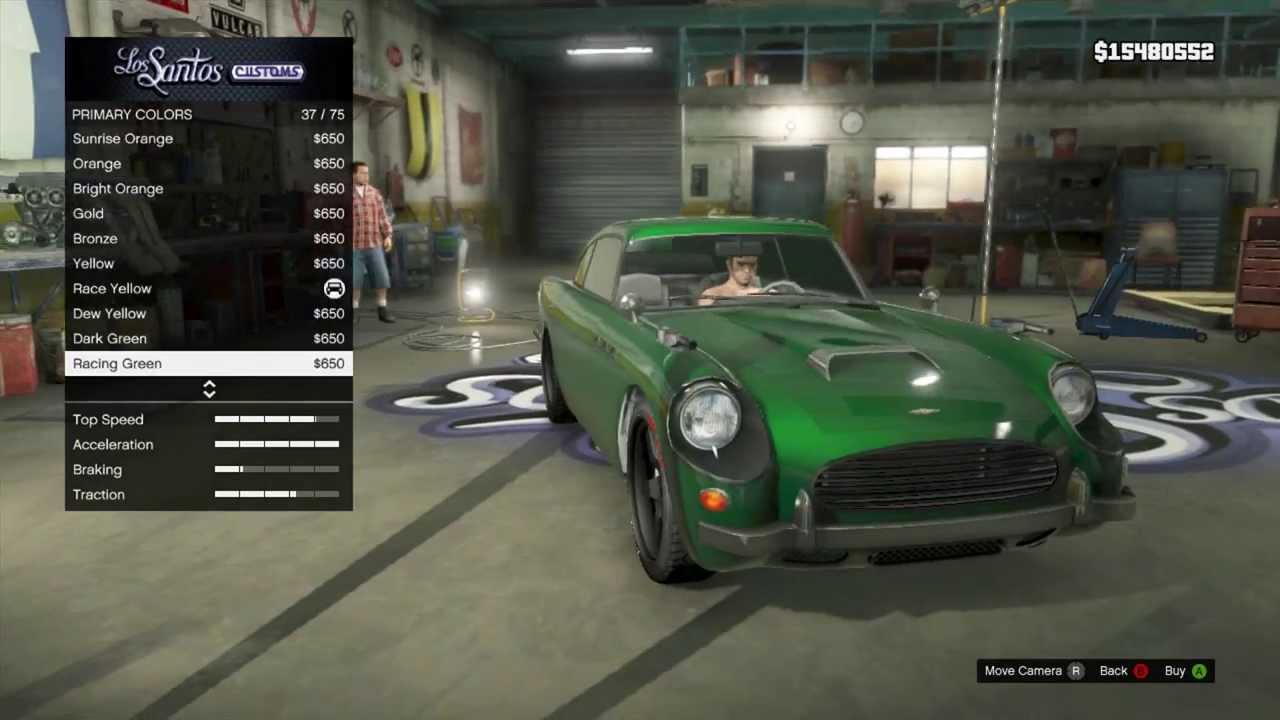 James Bond Car Games Online