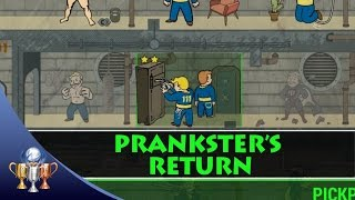 Fallout 4 Prankster's Return Trophy - Place a Live Grenade While Pickpocketing