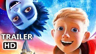 THE LITTLE VAMPIRE Official Trailer (2018) Animation Movie HD