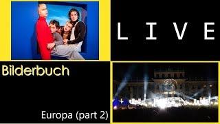 Bilderbuch - Europa (part 2 / instrumental), live at Schloss Schönbrunn (Wien / Vienna) 2019-05-25