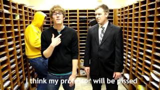 """Law School"" (Payphone by Maroon 5 Parody) by Chocolate Ghost House"
