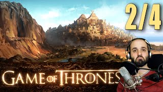 Game of Thrones 2/4: PELEA! PELEA!! PELEA!!! - Gameplay Español