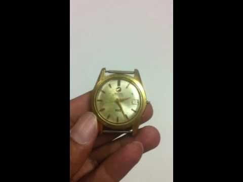 1c4ddde9b Rado water-sealed - YouTube