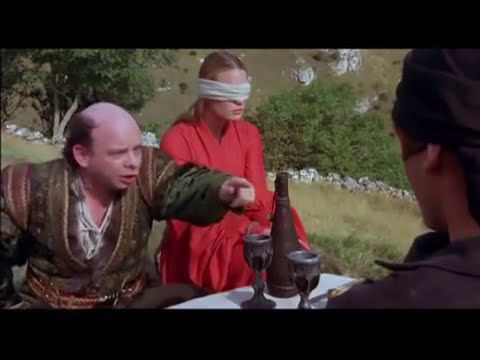 Never Get Involved in a Land War in Asia - The Princess Bride. See👑The Diana Clone🌹Movie on Amazon