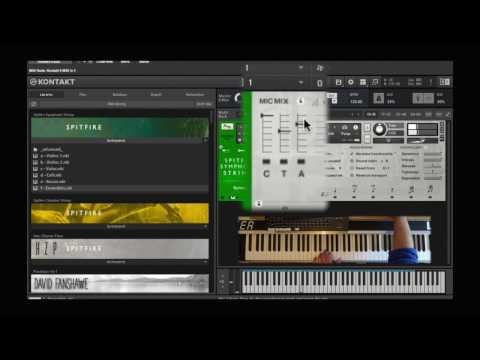 Spitfire Walkthrough: Spitfire Symphonic Strings