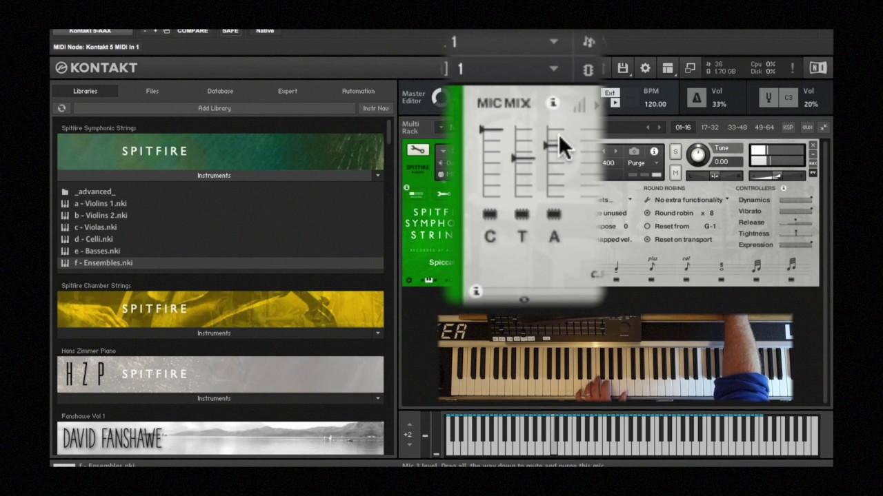 Spitfire Audio – Symphonic Strings Review – The Audio Spotlight