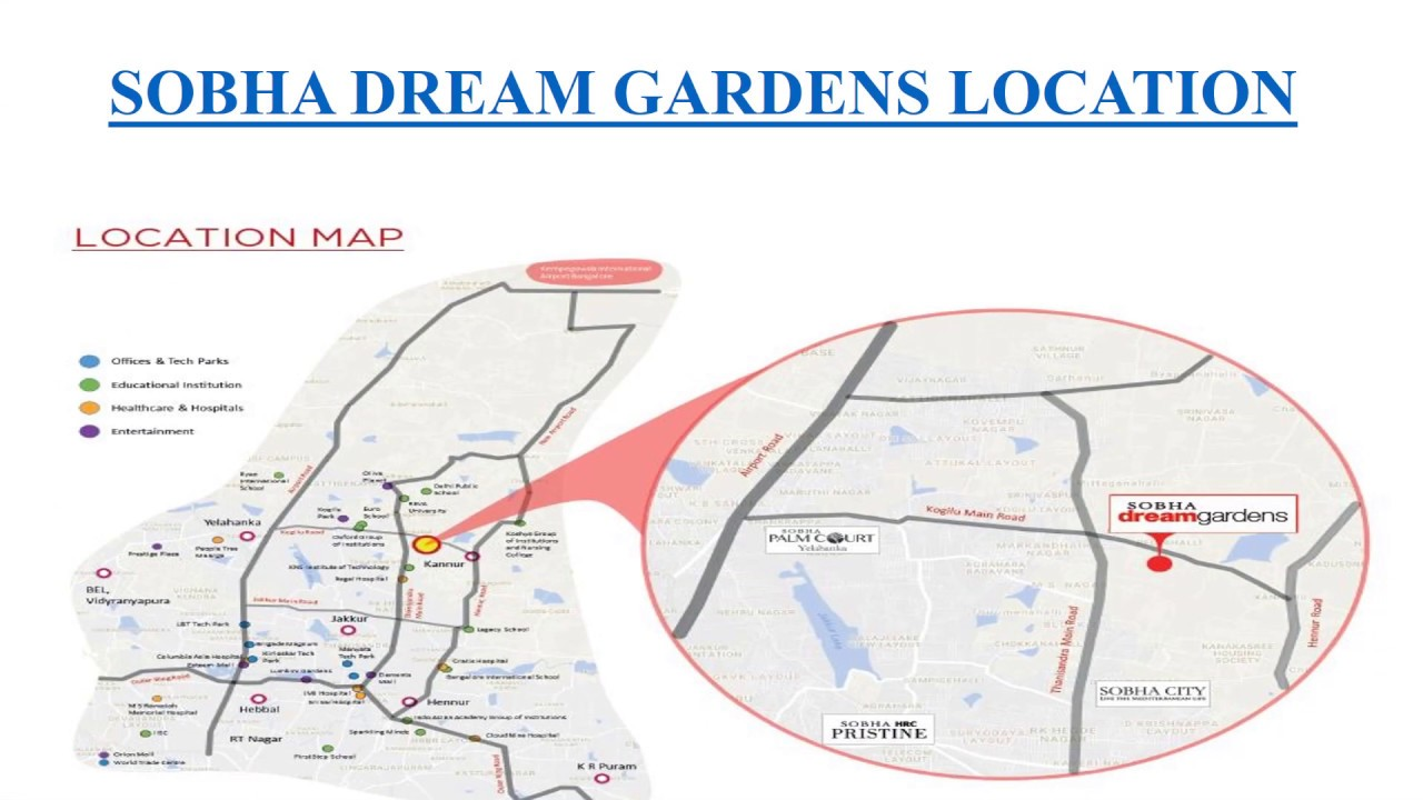 http://www.sobhadreamseriesthanisandraroad.in/ @Sobha Dream Gardens @Sobha Homes In North Bangalore